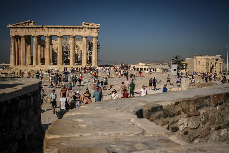 Horarios de la Acropolis