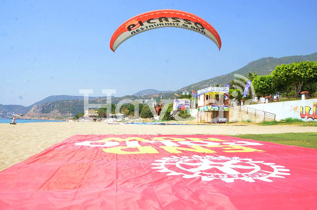 Rotary Kulübü Alanya'da film çekti