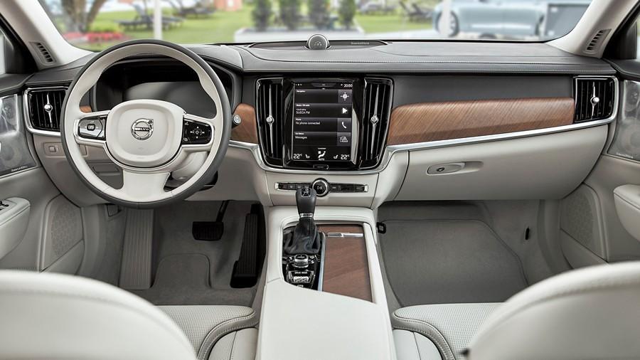 Volvo S90 enterier