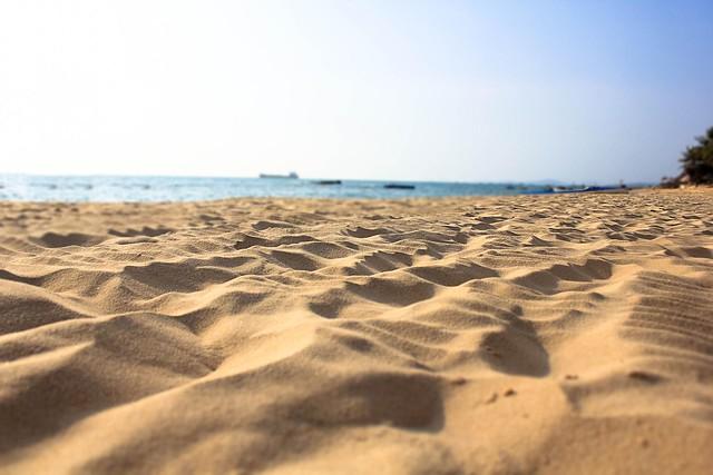 tận dụng cát