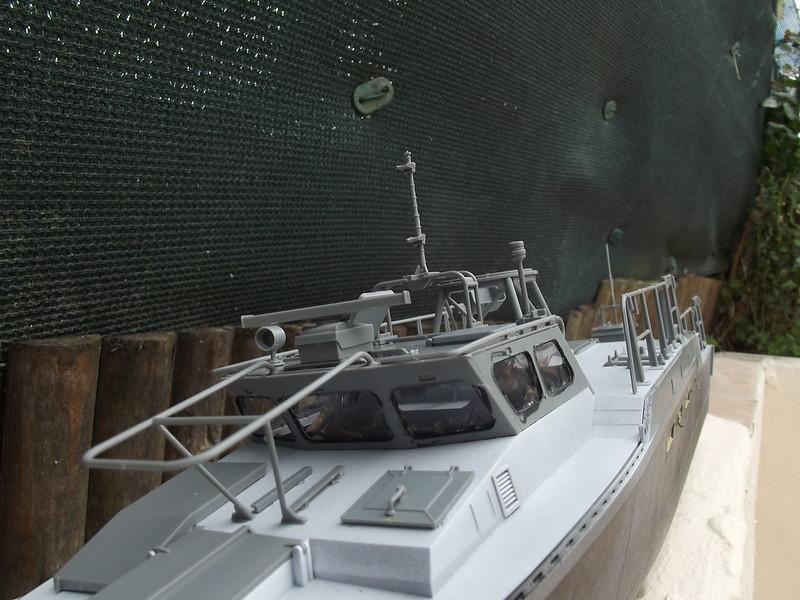 Combat Boat CB 90 Tiger Model 1/35 figurines scratch 43732925694_795b34532a_c