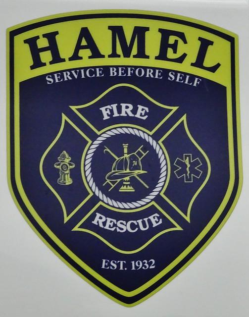 Hamel, MN Fire