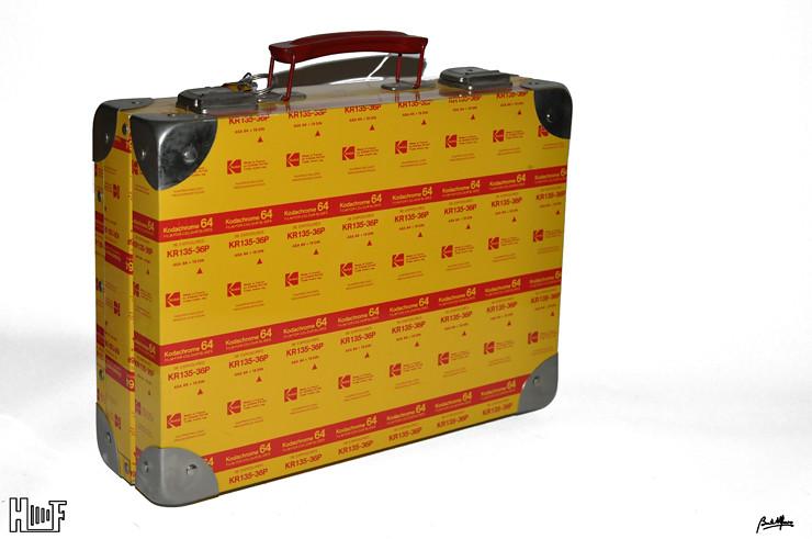 _DSC8384 Mala publicitária Kodachrome Briefcase