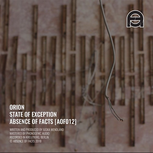 Orion - State of Exception