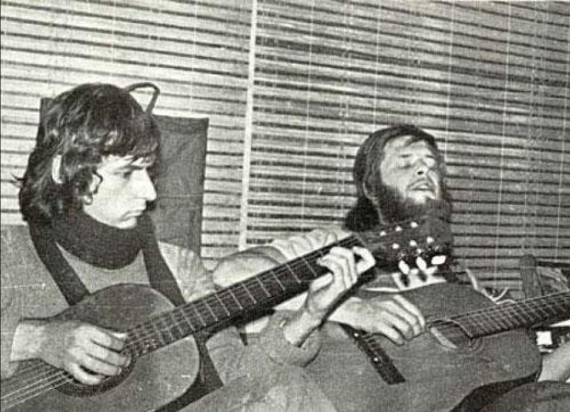 БГ и Майк, 1978