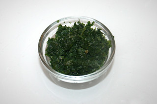 13 - Zutat Petersilie / Ingredient parsley