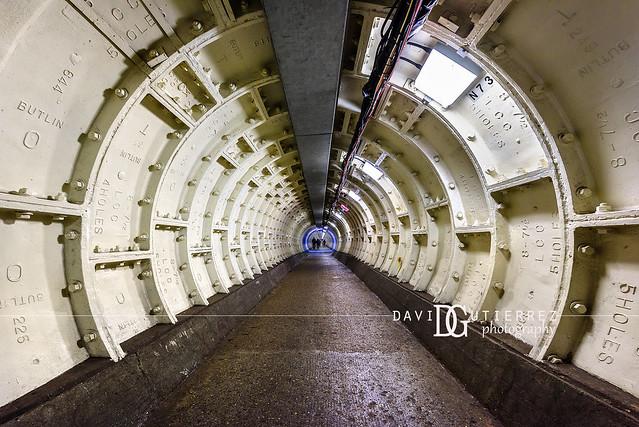 Greenwich Foot Tunnel (II), London, UK