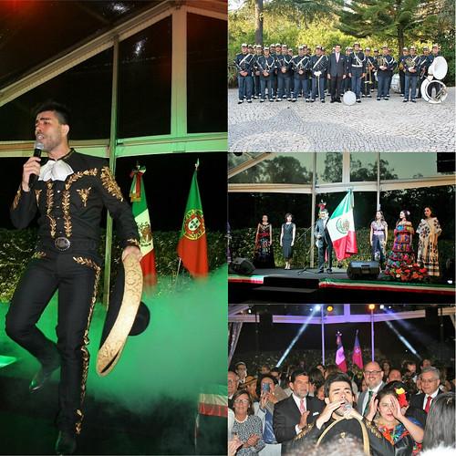 Conmemoración del 208 aniversario de la Independencia de México