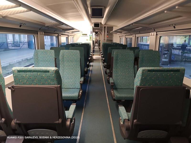 2018 Bosnia Sarajevo Train to Mostar 1