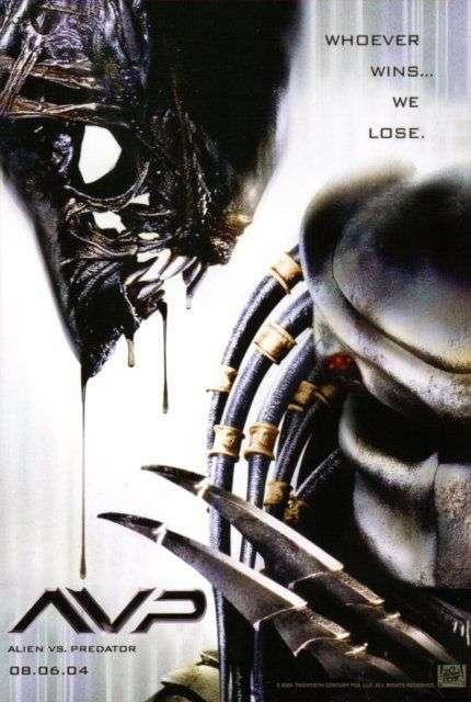 Alien Vs. Predator - Poster 3