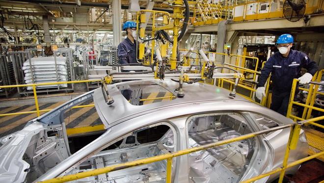 【圖一】Ford塗裝廠導入的新技術正在整個亞太地區發揮重要作用