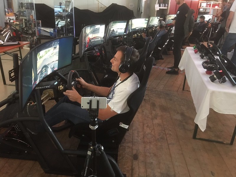Fanatec Podium Series Community Event