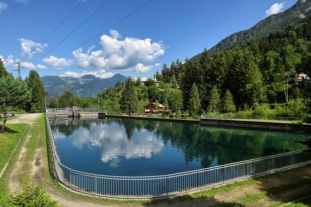 Ponte Faeto, Val Malga, Canon POWERSHOT SX540 HS, 4.3 - 215.0 mm