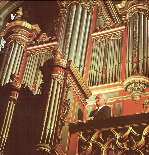 Bach Das Orgelwerk 1 • Complete Organ Works, vol. 1 - Walcha DG Archiv 3