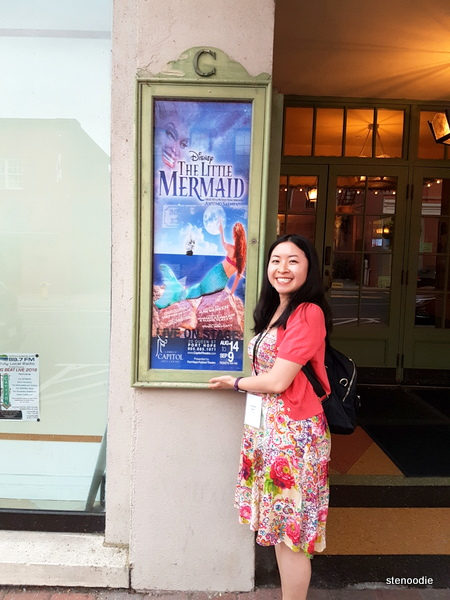 The Little Mermaid at the Capitol Theatre