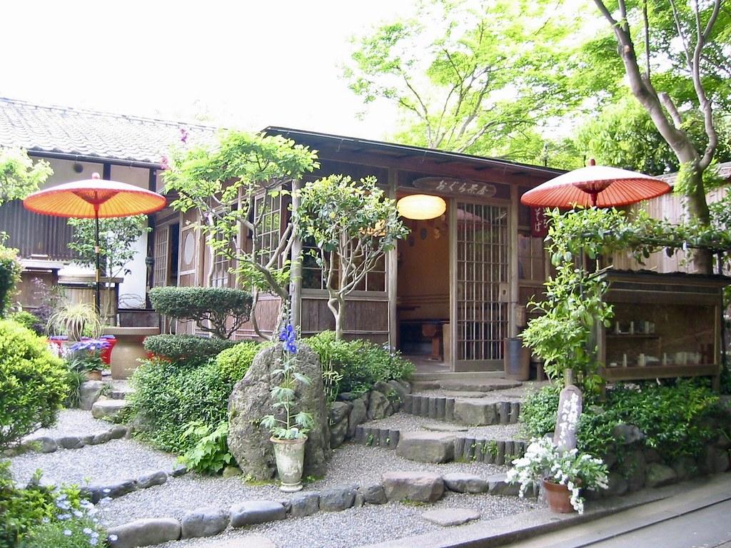 Arashiyama: theehuis