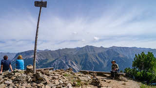 Aussichtspunkt Roter Eck, 2.312 m