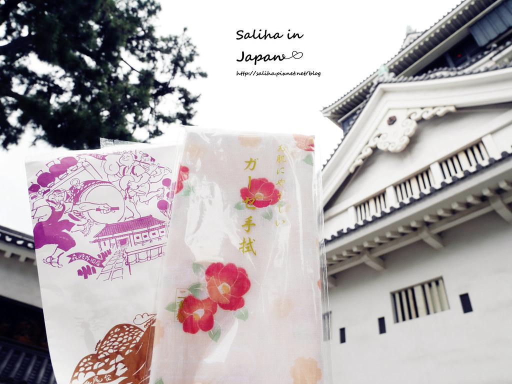 日本自由行福岡小倉城 (4)
