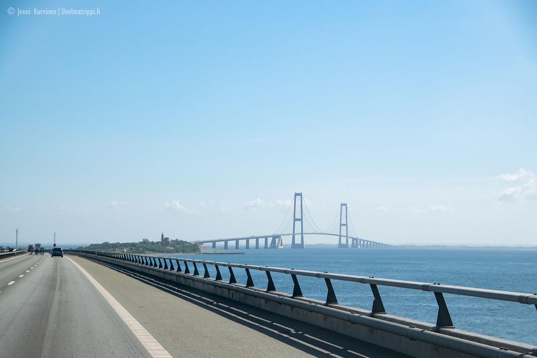 Ison-Beltin silta Tanskassa