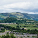 Wallace Monument and Abbey Craig across Stirling