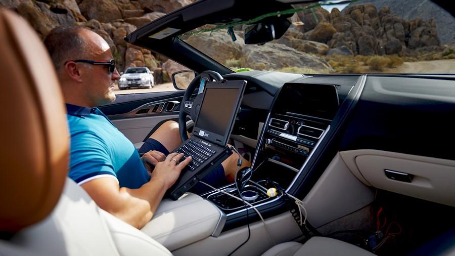Kabriolet serija 8 BMW 2