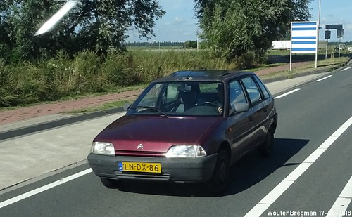 Citroën AX 1.1i 1995 | by XBXG