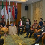 MIKTA 2018 - COURTESY CALL (INDONESIA & AUSTRALIA)