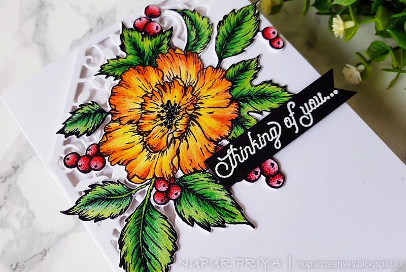 Pencil Clored Florals_2