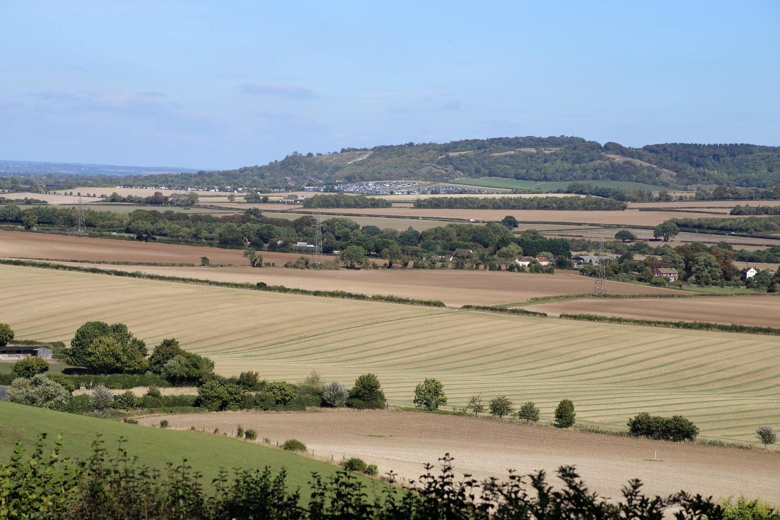 View from Bledlow Ridge