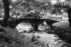 Pack-horse Bridge, Wycoller Beck