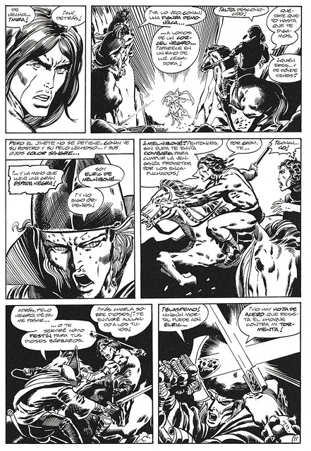 Conan de Roy Thomas y Barry Windsor Smith 05 -03- Una Espada Llamada Tormenta 03