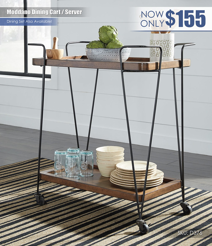 Moddano Dining Cart - Server_D376-86