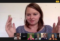 So many great #educoach conversations lately! Loved meeting many of our 2nd cohort of participants for our @edurolearning The Coach #microcredential for this online convo a few weeks ago! #edurolearning #coetail