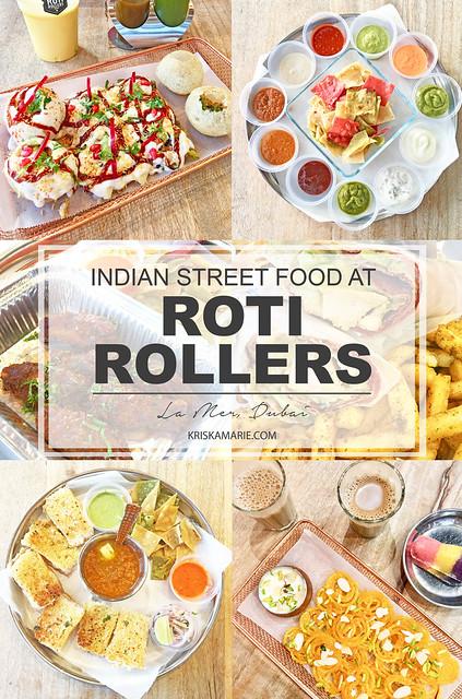 Roti Rollers in La Mer Dubai