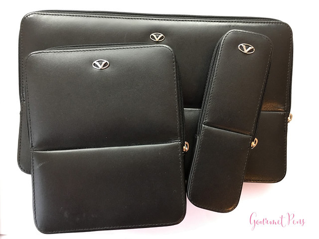 Visconti Zippered Leather Pen Cases @AppelboomLaren @CouronneduComte 19