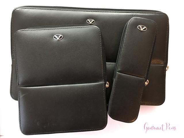 Visconti Zippered Leather Pen Cases @AppelboomLaren @CouronneduComte 19