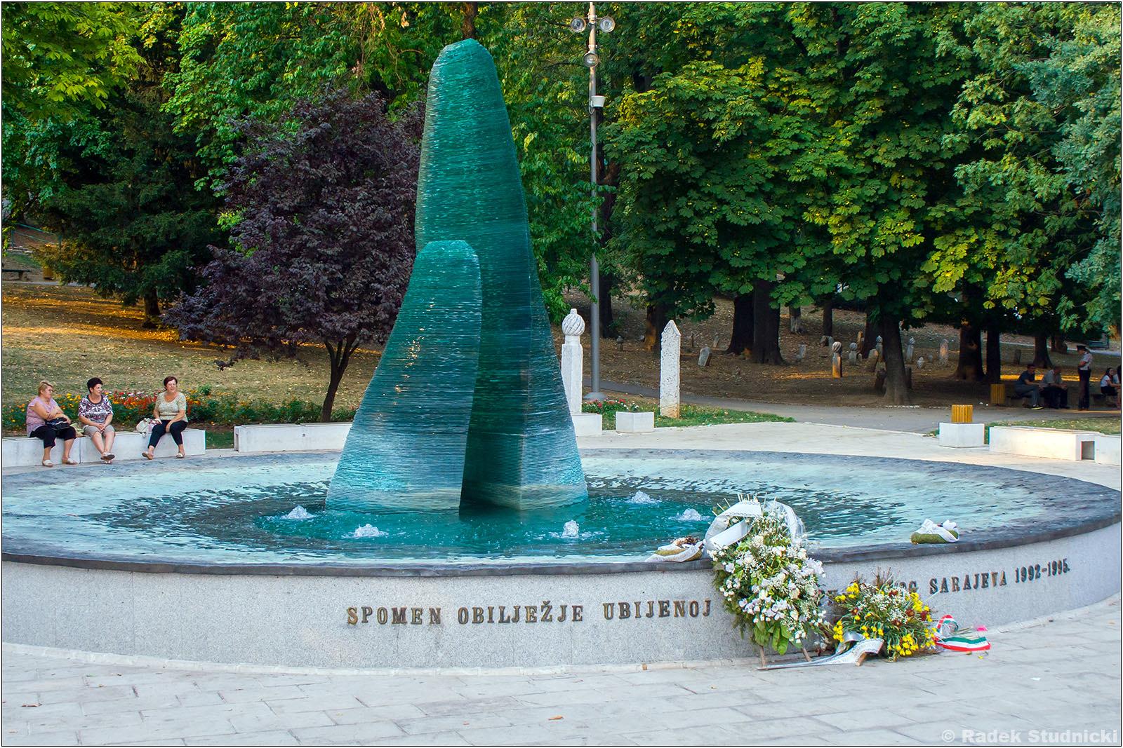 Pomnik poświęcony dzieciom poległym w wojnie