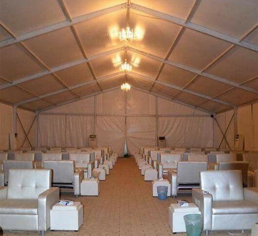 3746 What are the facilities available in five-star hajj package for SR 100,000 01