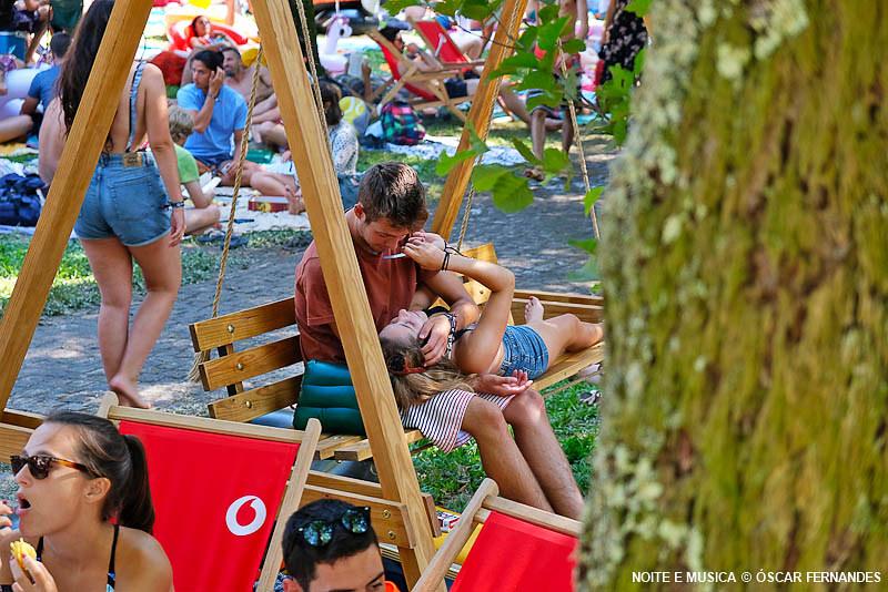 Ambiente - Vodafone Paredes de Coura 2018