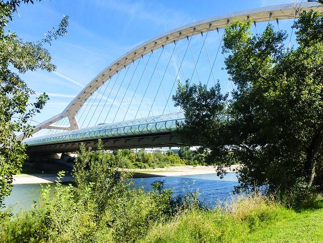 Puente del Tercer Milenio -, Panasonic DMC-TZ20