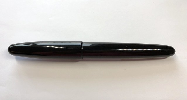 @Wancher Dream Pen True Ebonite Fountain Pen Review 11