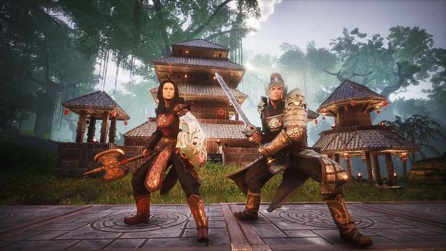 コナンアウトキャスト DLC「東方の帝国パック」