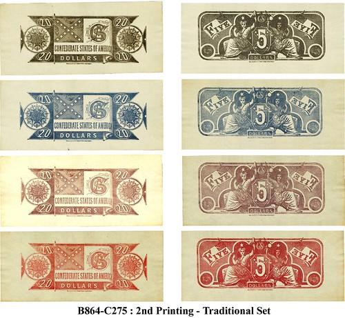 B864-C275 - 2nd Print - Traditional