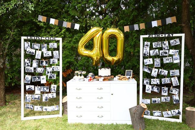 Amar's 40th birthday