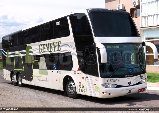 Santa Luzia Transporte e Turismo - Geneve - 5010