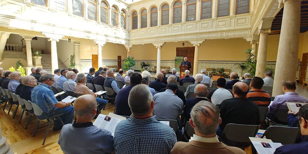 Encuentro Presbíteros Teruel 19/09/2018