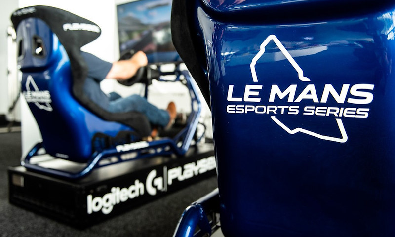 Le Mans eSports Series Launch