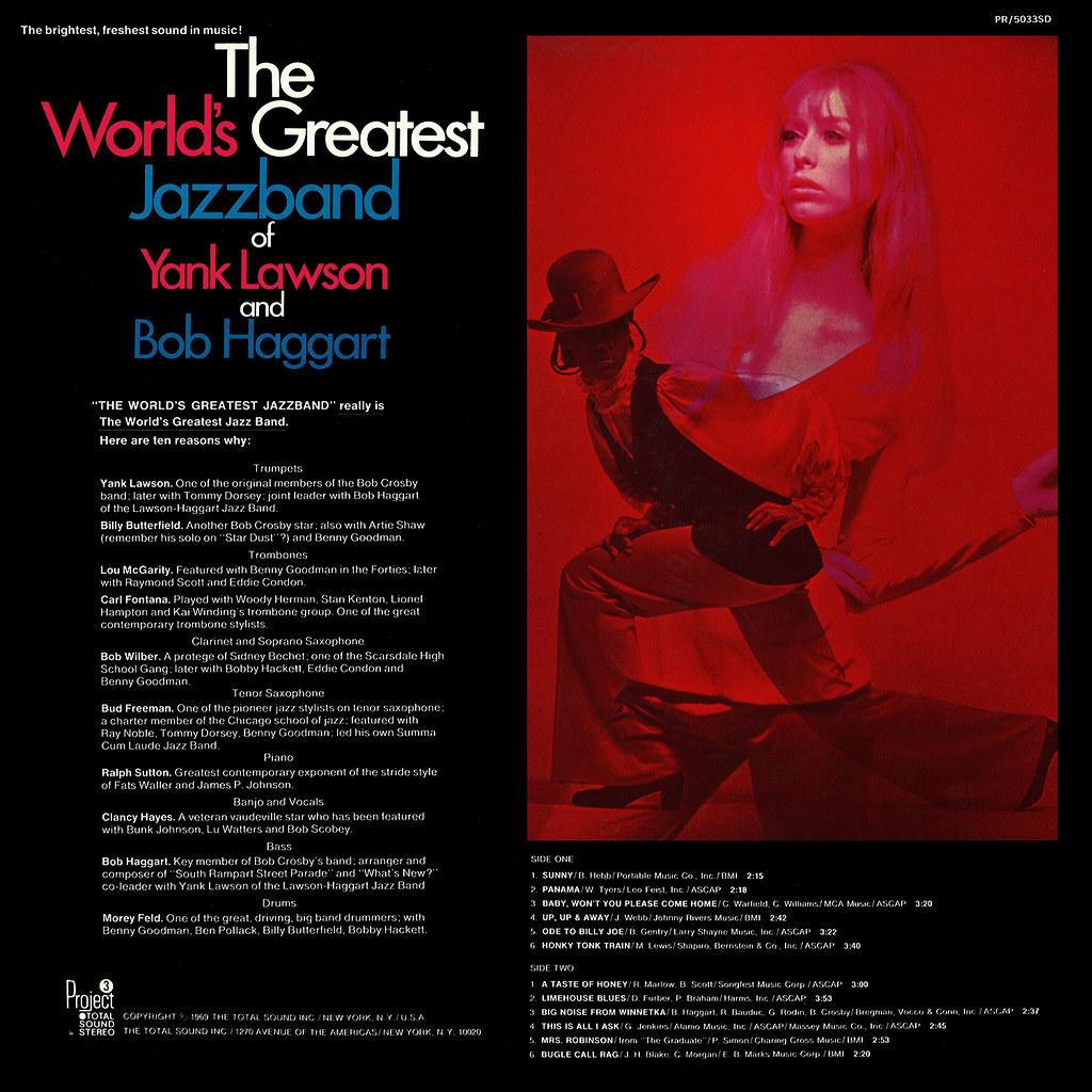 Yank Lawson & Bob Haggart - The World's Greatest Jazzband