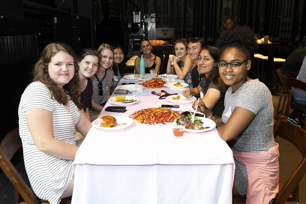 2018 New Student Welcome Luncheon