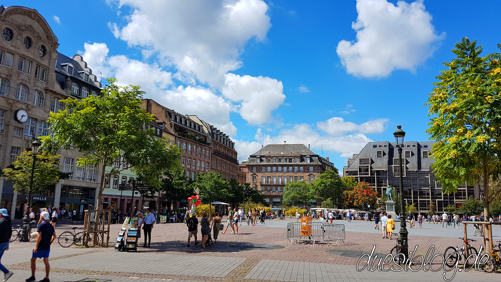Strasbourg Straßburg - Place Kleber